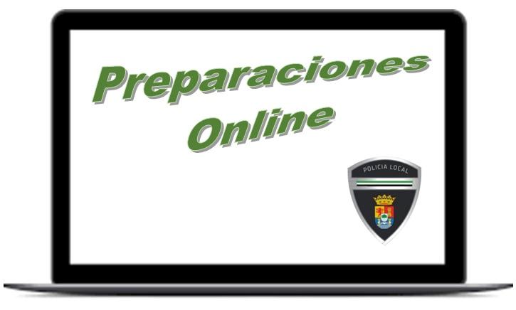 preparaciones online de las oposiciones de la policía local de extremadura